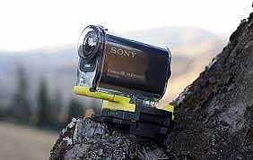Sony HDR-AS30V Aksiyon Kamerası
