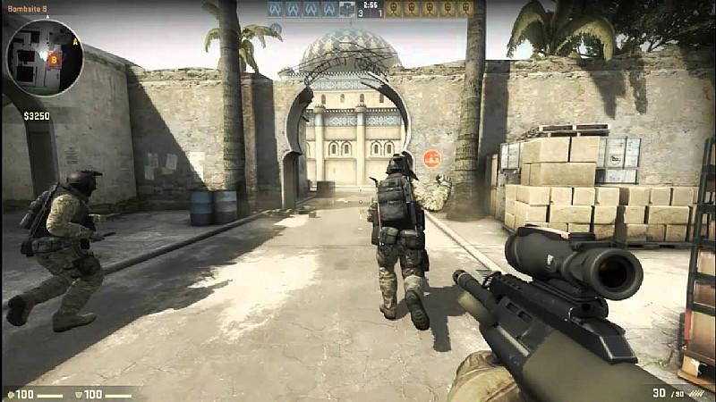 Counter-Strike GO Oyun Menüsü ve Oyun içi bilgiler