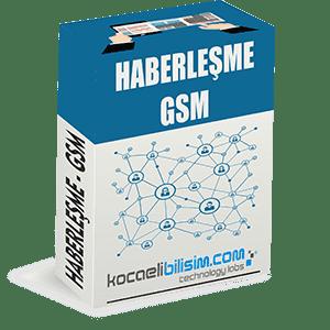 Haberleşme ve GSM Web Sitesi