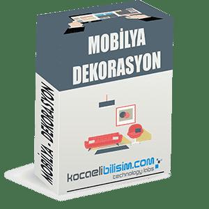 Mobilya Dekorasyon Firması İnternet Sitesi ve yalova tasarım