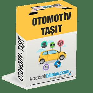 Otomotiv ve Taşıt Firması İnternet Sitesi