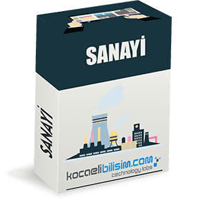 Sanayi Firması İnternet Sitesi