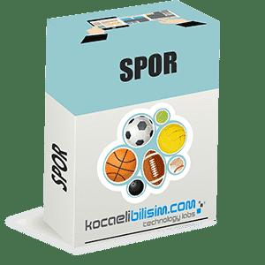 Spor Kuruluşlarına İnternet Sitesi