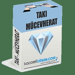 Takı ve Mücevherat Web Sitesi