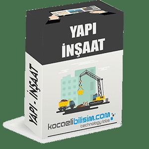 Yapı İnşaat Emlak  Firması İnternet Sitesi